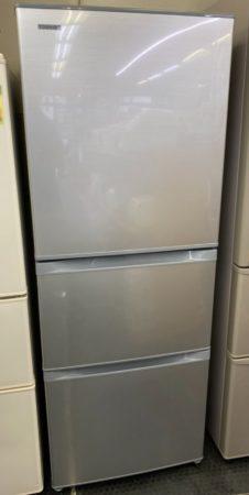 冷蔵庫 東芝 330L 3ドア GR-K33S 2017年製