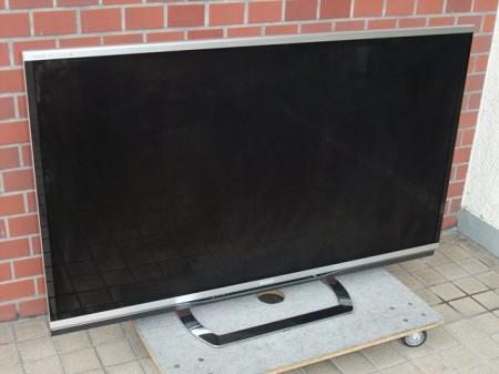 シャープ 52V型 液晶テレビ AQUOS クアトロン 3D LC-52XL9 2013年製