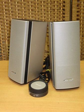 BOSE Companion 20 multimedia speaker system