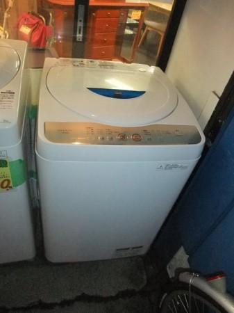 洗濯機 5.5K シャープ 2012年製 ES-GE55L