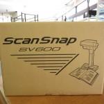美品 富士通 ScanSnap SV600 A3対応 オーバーヘッドスキャナ