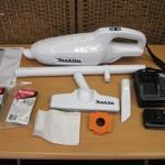 MAKITA コードレスクリーナー CL107FD