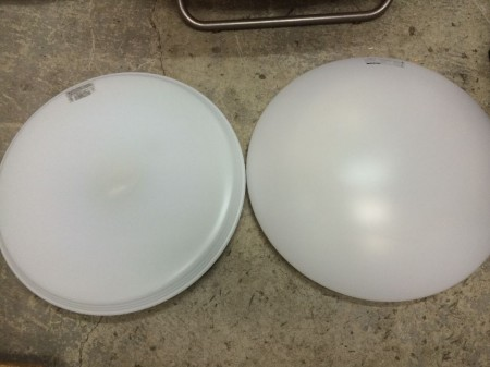 OHM LED シーリング LE-Y55N8G 他計2点