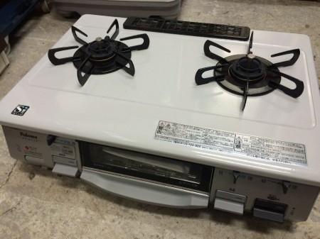 ガステーブル パロマ 2012年製 IC-N800V-1L