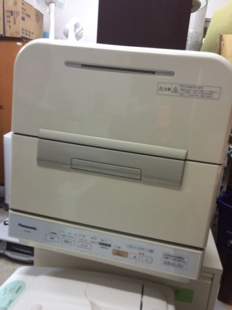 食洗機 パナソニック NP-TM5 2011年製