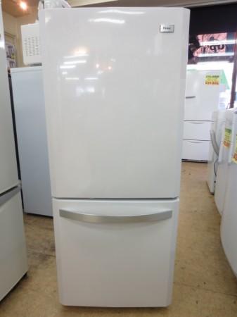 ハイアール 138L 2ドア冷蔵庫 2013年製 JR-NF140E
