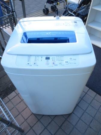 ハイアール 4.2K 全自動洗濯機 JW-K42H 2014年製