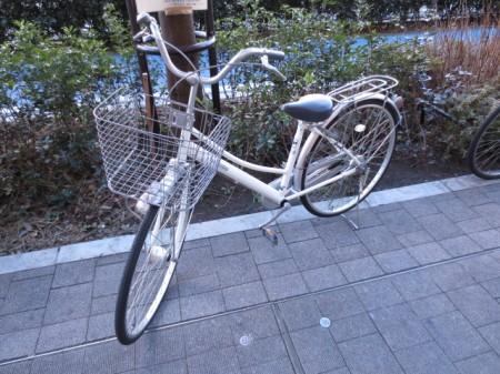 27インチ オートライト搭載 自転車 コーナン