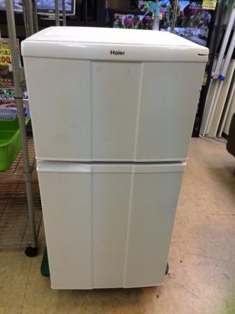 98L冷蔵庫 ハイアール 2012年製 JR-N100C