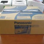 新品 FAX電話機 パナソニック KX-PD205DL