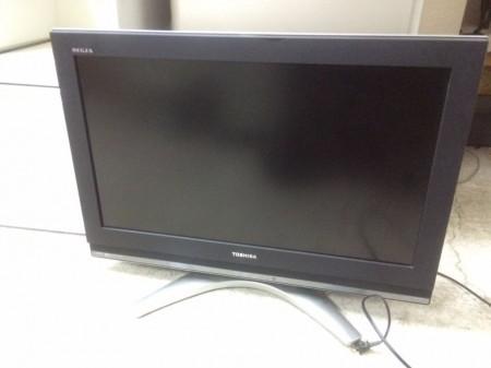 32インチ液晶TV 東芝 2007年製 リモコン欠品 32C3500