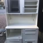綾野製作所 キッチンボード 幅120cm