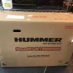 未使用・未組立 HUMMER マウンテンバイク MG-HM266E イエロー