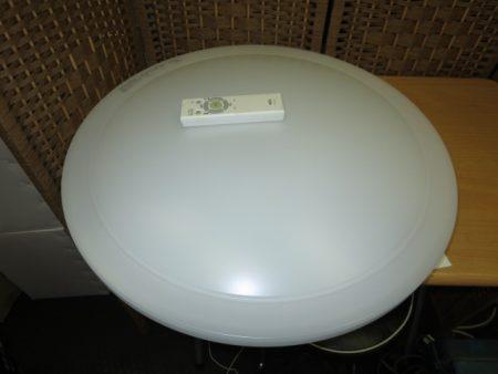 LEDシーリング照明 NEC 2013 HLDZB08MM リモコン付