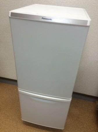 冷蔵庫 パナソニック 138L 2014年製 NR-B146W