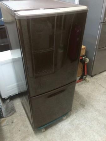 2ドア冷蔵庫 パナソニック 2011年製 138L NR-B143W