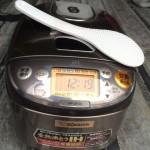 IH炊飯器 象印 2014年製 3合 NP-GF05