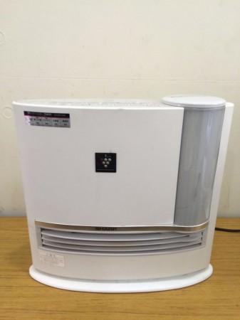 加湿セラミックファンヒーター シャープ 2011年製 HX-A120