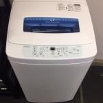 洗濯機 4.2K ハイアール JW-K42H 2013年製 パーツ欠品