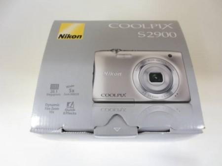 未使用 NIKON (ニコン) COOLPIX S2900