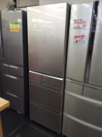 426L 冷蔵庫 パナソニック 2014年製 NR-E438TG