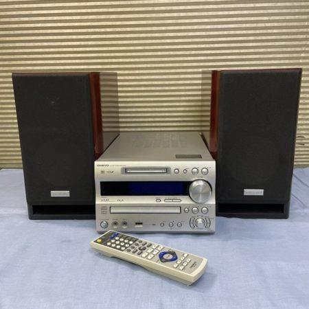 ONKYO MD/CDコンポ X-N9FX FR-N9FX D-N9FX