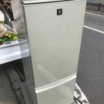 冷蔵庫 シャープ 137L SJ-PD17W 2012年製