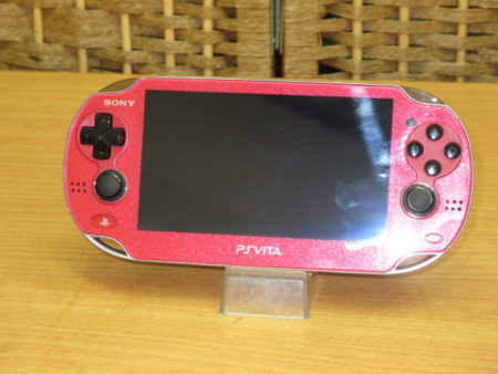 SONY PS VITA PCH-1000 SOUL SACRIFICE PREMIUM EDITION