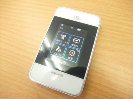 HUAWEI WiMAX2+ Wi-Fi WALKER HWD15