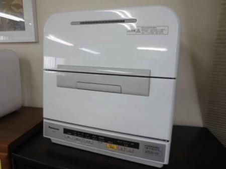 未使用 Panasonic 食器洗い乾燥機 NP-TM7 2014年製
