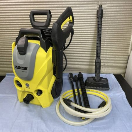 KARCHER高圧洗浄機 K3 サイレント 2018年製 東日本専用
