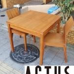 ACTUS(アクタス) エクステンション ダイニングセット