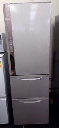 冷蔵庫 日立 315L 3ドア R-K320GV 2016年製