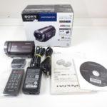 SONY ハイビジョンカメラ HDR-CX370V