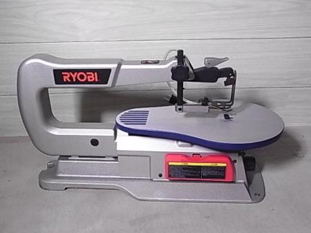 リョービ RYOBI 卓上糸のこ盤 TFE-450 完動品