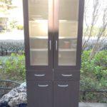 ニトリ 2面食器棚