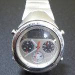 HONDA 腕時計 F-1 CRAND-PRIX RACING TEAM 7A28-7160