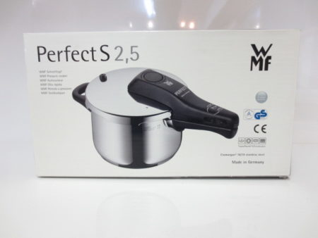 未使用品 WMF 片手圧力ナベ 圧力鍋 パーフェクトS