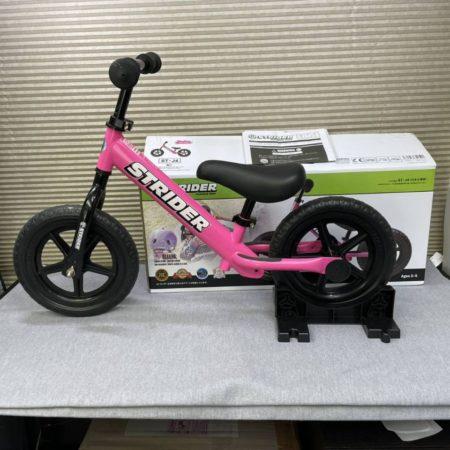 STRIDER ST-J4(日本仕様車)キッズ用ランニングバイク