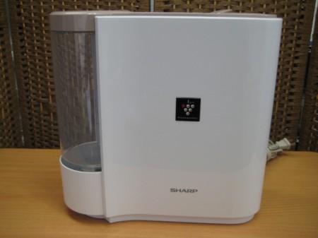 気化式加湿器 シャープ HV-F30-W 2016年製  ※カルキ過度こびりつき