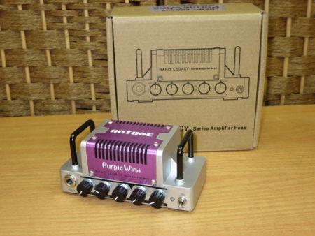 HOTONE 超小型アンプ NANO LEGACY Purple Wind