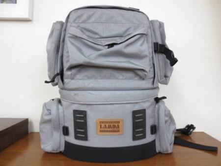 LAMDA カメラザック ラムダザック3型