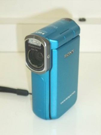 SONY デジタルビデオカメラ HDR-GW77V