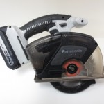 Panasonic 充電パワーカッター135 EZ4542 バッテリー付
