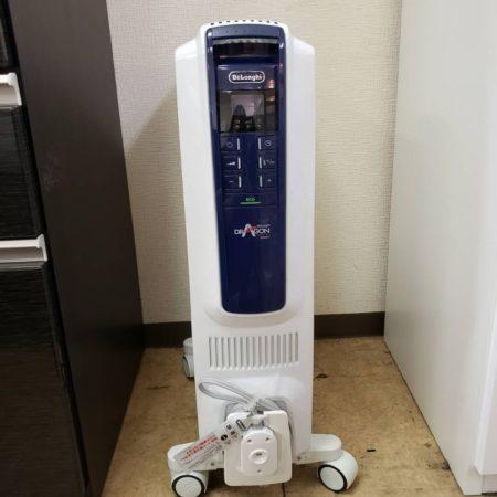 デロンギ オイルヒーター ドラゴンデジタルスマート QSD0712-MB