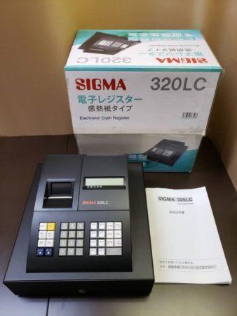 電子レジスター クローバー電子 SIGMA 320LC