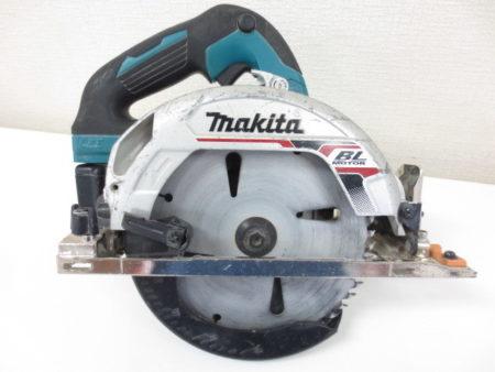 マキタ 充電式丸ノコ HS631D 本体+バッテリー