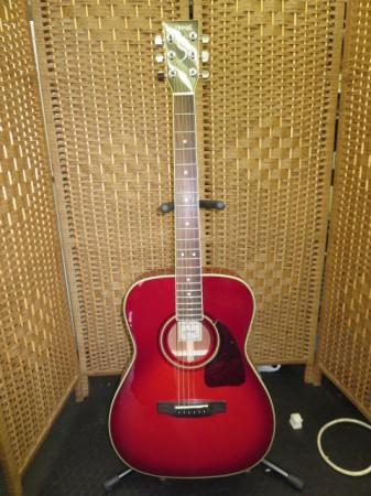 S.ヤイリ アコースティックギター YF-28WB ソフトケース付