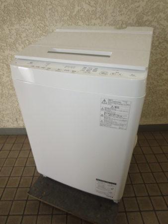 東芝 洗濯機 9.0kg ZABOON AW-9SD7 2018年製