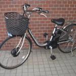 パナソニック 電動アシスト自転車 BE-EKW632